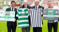 Jock Stein 30th anniversary match and dinner