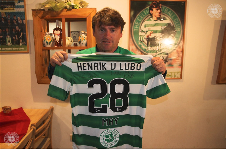 Lubo looking forward to Paradise return for charity game