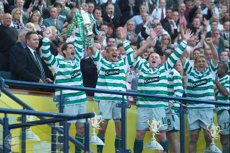 Jackie McNamara looking forward to Henrik v Lubo charity game