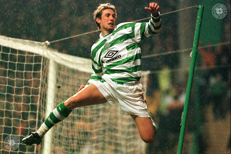 Vidar Riseth back in Paradise for Henrik and Lubo charity match