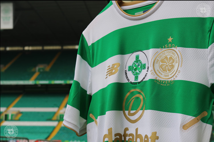 Celtic commemorates The Great Hunger