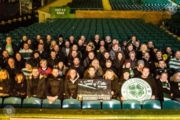 A night under the stars in Paradise with the Celtic Sleep Out