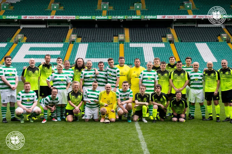 Dafabet donate Play on the Park places to Celtic FC Foundation
