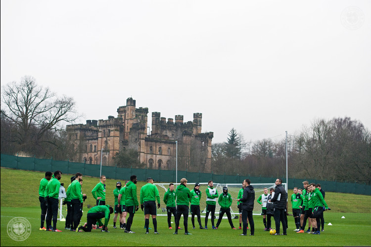 Your chance to star at Lennoxtown with Celtic FC Foundation