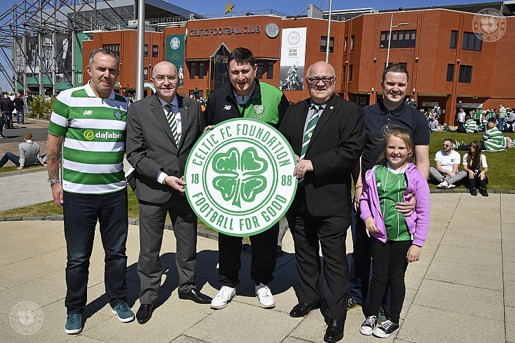 CSC Groups Unite with Celtic FC Foundation to Back 67 Kitchens