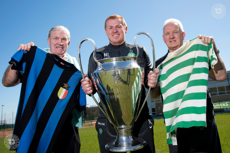 Neil Lennon back in the Hoops for Jock Stein Charity Match