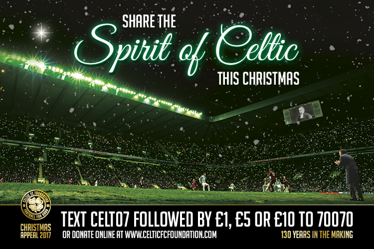 Celtic FC Foundation Christmas Appeal beneficiaries: The Invisibles