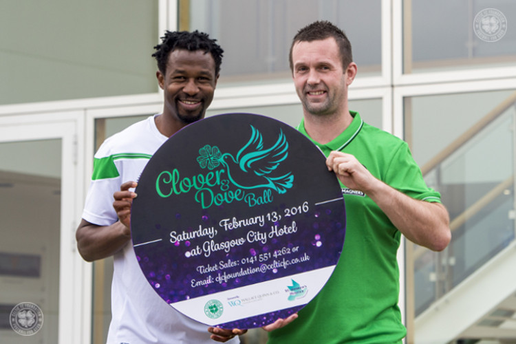 Celtic FC Foundation and St Andrew's Hospice to host charity ball