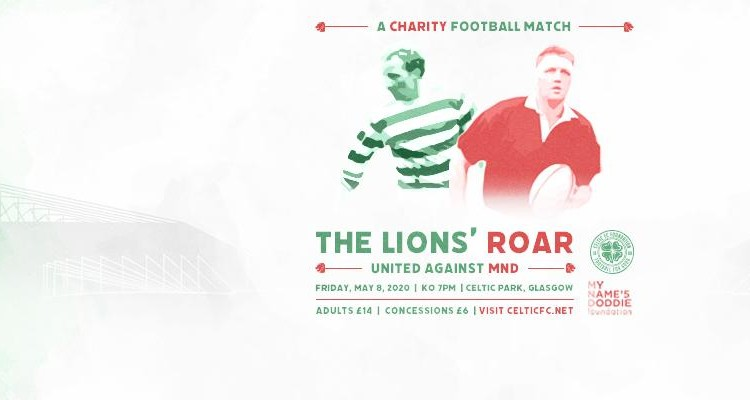 The Lions' Roar Charity Match - United Against MND