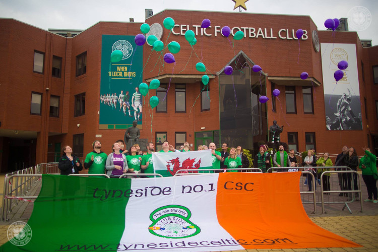 Walking from Wales to Paradise in memory of a special Celt Walking from Wales to
