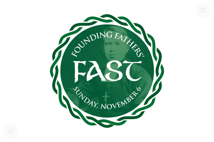 Join the Founding Fathers' Fast on Sunday, November 6