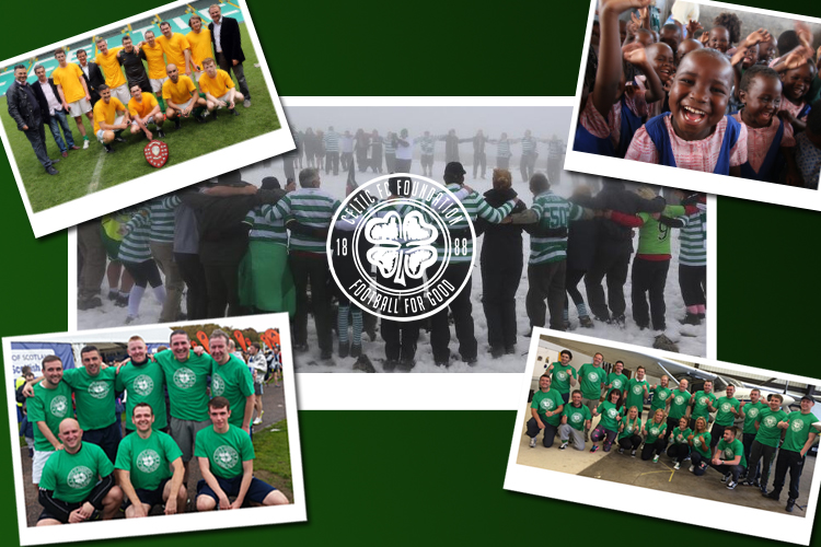 An eventful year ahead for Celtic FC Foundation