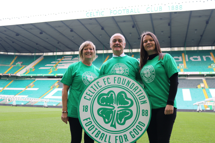 Fans set to walk on fire for Celtic FC Foundation