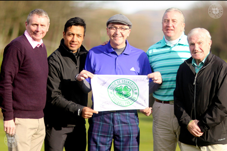 Success of Celtic FC Foundation's Golf Day
