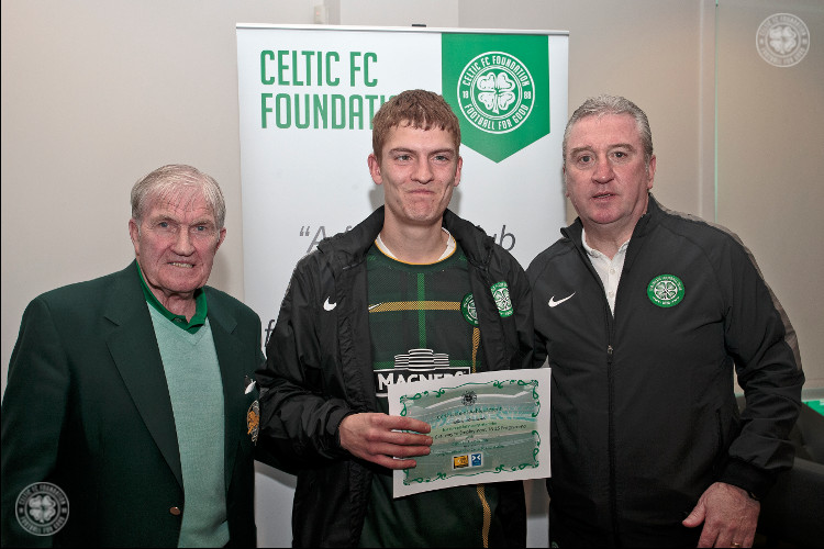 More success for Celtic FC Foundation's Cashback Gateway To Employment