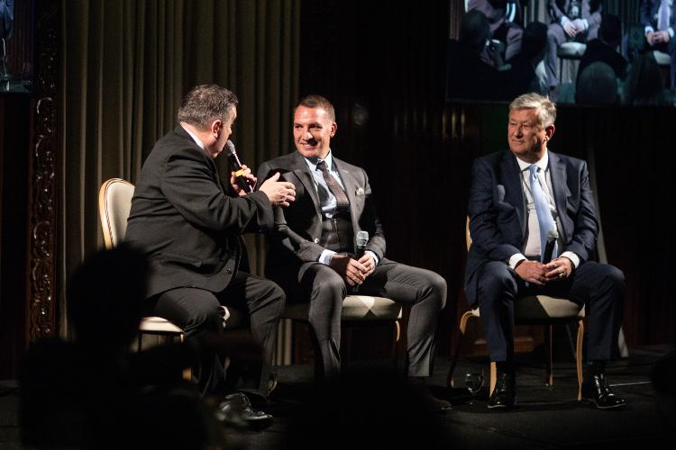 Celtic FC Foundation's London Gala Dinner is a great success