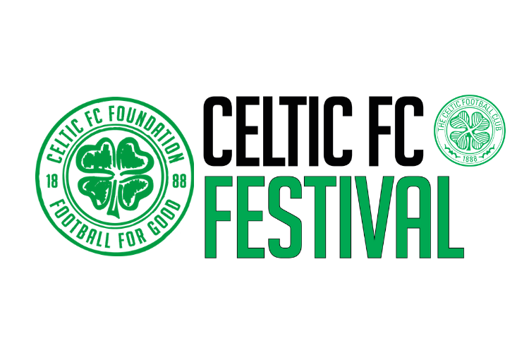 Visit Celtic FC Foundation at this weekend's festival