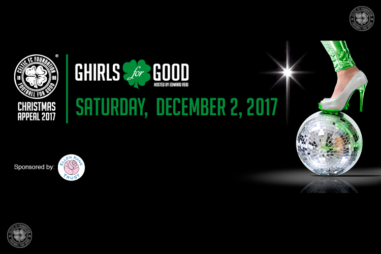Celtic FC Foundation's Ghirls for Good event sold out
