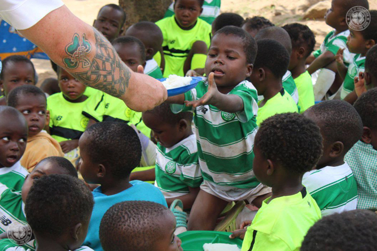 Sign up for Celtic FC Foundation's Malawi trip 2018