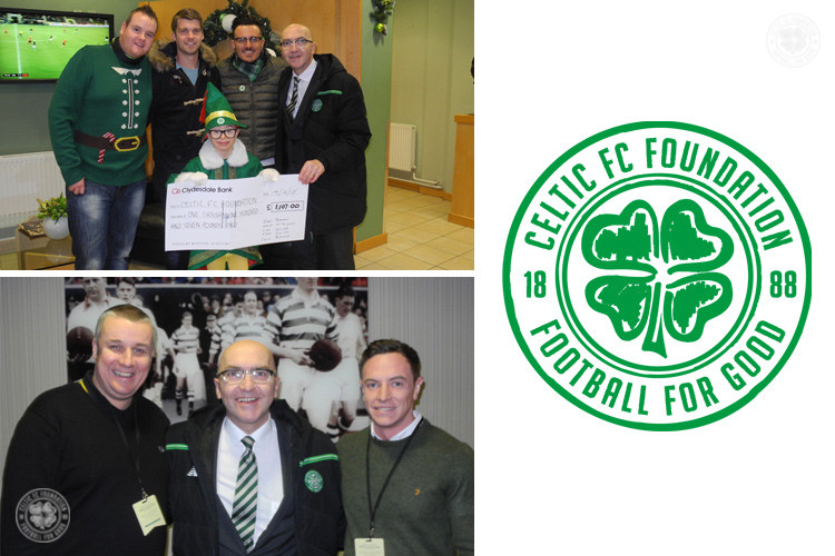 Celtic Supporters Integral to Helping Raise Funds