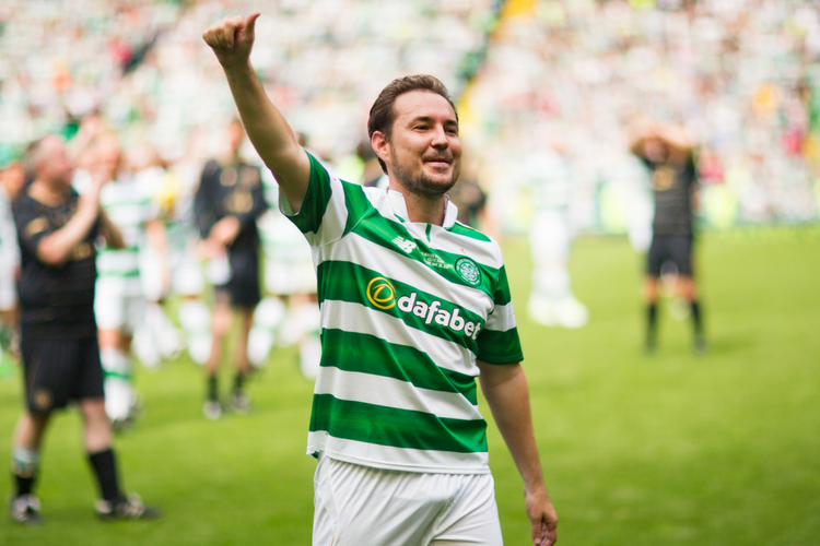 Martin Compston set to star in A Match For Cancer
