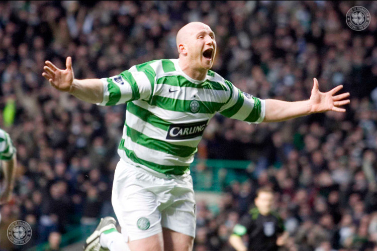 John Hartson delighted to return to Paradise for charity match