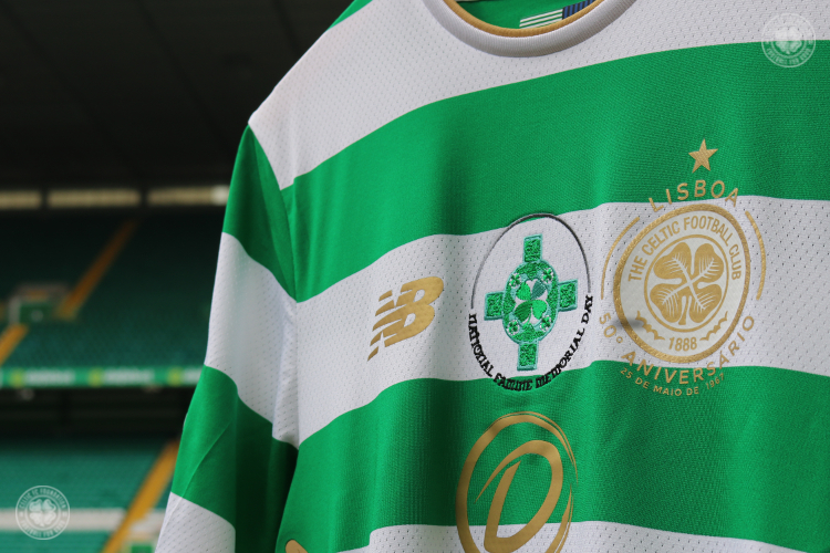 Famine Memorial Shirt Auction Live Now
