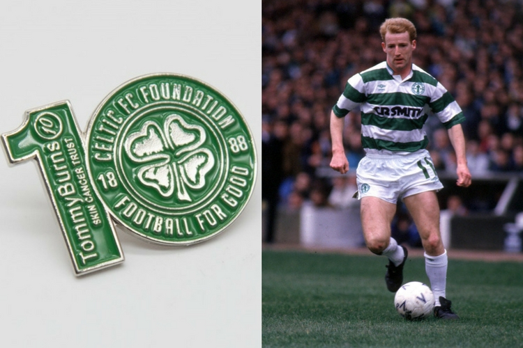 Foundation badge day set to honour Tommy Burns