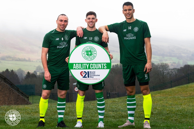 Celebrate World Down's Syndrome Day with Celtic FC Foundation
