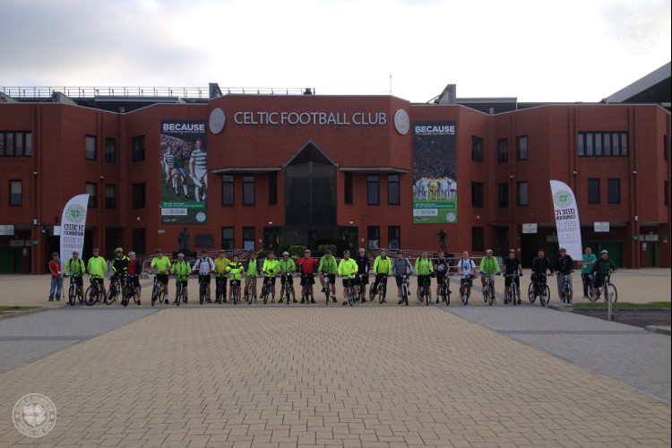 Celtic FC Foundation events backed by Supporters' Committee