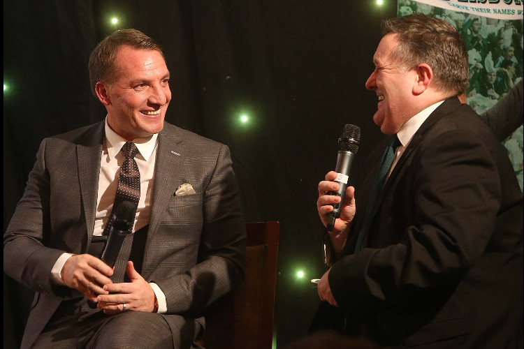 Foundation's Donegal night with the manager was a great success