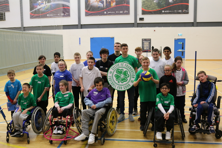 KT is delighted to support Foundation's 'Inspiring Sport' event