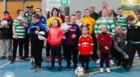 Celtic FC Foundation launch Ability Counts Donegal