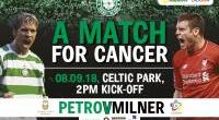 Brendan Rodgers looks forward to A Match For Cancer