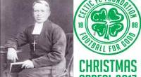 Celtic FC Foundation's Sleep Out at Brother Walfrid's London parish