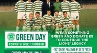 Take part in Celtic FC Foundation's Green Day on May 25