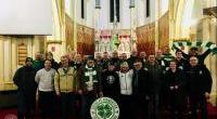Celtic Sleep Out, London proves to be great success