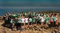 Ben Nevis Huddle is a great success for Celtic FC Foundation