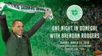 One Night In Donegal With Brendan Rodgers
