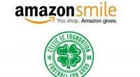 Fundraise for Celtic FC Foundation every time you shop on Amazon