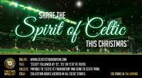 Celtic FC Foundation Christmas Appeal Ebay auction