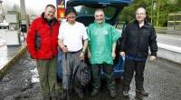 Oban No.1 CSC Walk 67 Miles in aid of 67 Kitchens